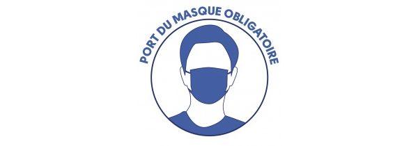 Reprise activité de tous les professionnels et port du masque obligatoire