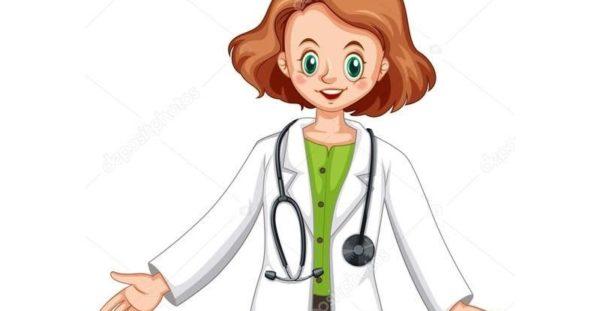 Départ du médecin Delphine Durand
